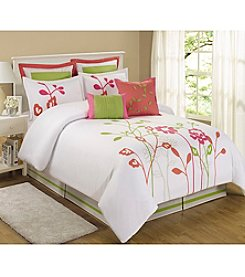 HomeChoice Spring Fling 8-pc. Comforter Set