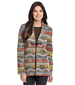 Oneworld® Printed Cardigan