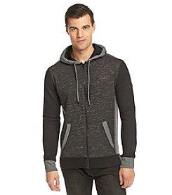 Calvin Klein Jeans® Men's Textured Colorblock Hoodie