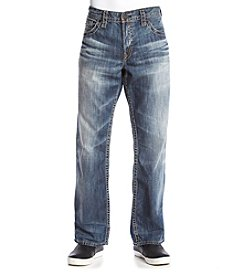 Silver Jeans Co. Men's Gordie Straight Leg Jeans