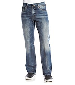 Silver Jeans Co. Men's Nash Relaxed Straight Jeans