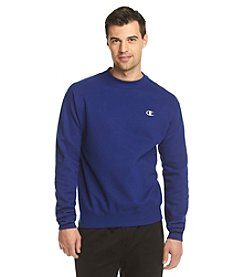 Champion® Men's Eco Fleece Crew Neck Sweatshirt