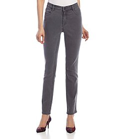 Laura Ashley® Straight Leg Jean