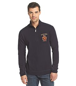 Tommy Bahama® Men's Chicago Bears Ben & Terry Half-Zip Pullover