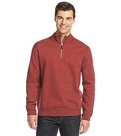 Tommy Bahama® Men's Flip Side Reversible Twill Half Zip Pullover