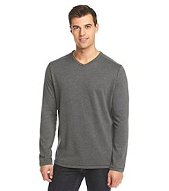 Tommy Bahama® Men's Long Sleeve Sedona Sands V-Neck Tee