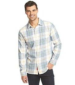 Tommy Bahama® Men's Long Sleeve Beach Front Flannel Shirt