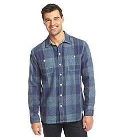 Tommy Bahama® Men's Long Sleeve Beach Front Flannel
