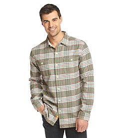 Tommy Bahama® Men's Long Sleeve Flannel Time Shirt