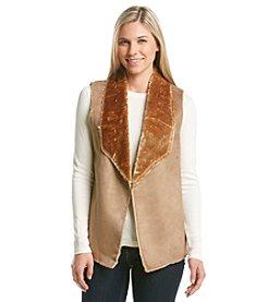 Chelsea & Theodore® Faux Fur Vest