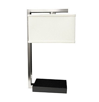 Ore International™ Floating Shade Modern Table Lamp