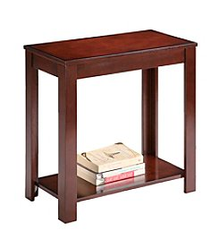 Ore International™ Traditional Dark End Table