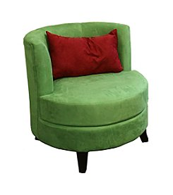 Ore International™ Accent Chair with Pillow