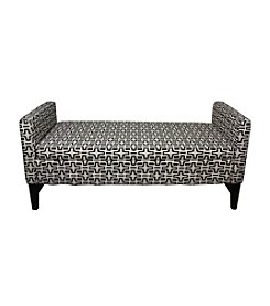 Ore International™ Star Geometric Storage Bench