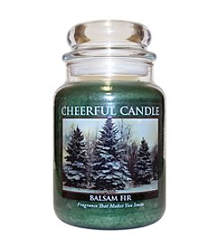 A Cheerful Giver Balsam Fir Candle