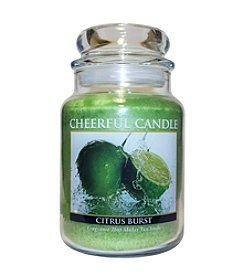 A Cheerful Giver Citrus Burst Candle
