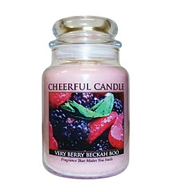A Cheerful Giver Very Berry Beckah Boo Candle