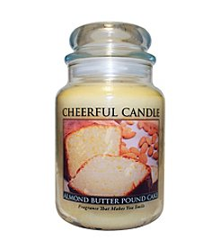A Cheerful Giver Almond Butter Pound Cake Candle