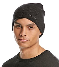 Calvin Klein Men's Solid Color Reversible Hat