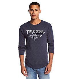 Lucky Brand® Men's Long Sleeve Triumph Graphic Thermal Tee