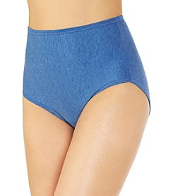 Vanity Fair® Illumination Cotton Briefs