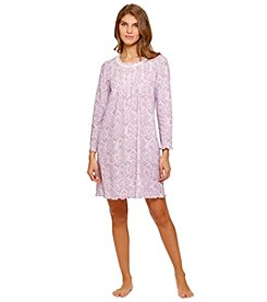 Aria® Short Printed Nightgown