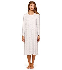 Aria® Long Printed Nightgown