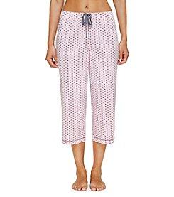Cuddl Duds® Pajama Capri Pants