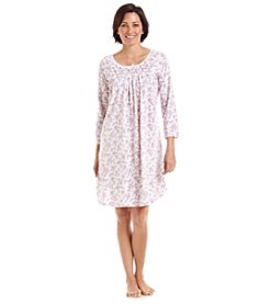 Miss Elaine Printed Nightgown