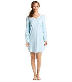 KN Karen Neuburger Long Sleeve Sleepshirt
