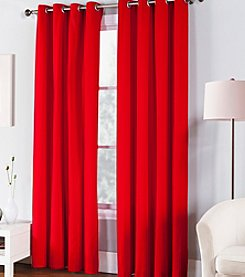 Fiesta® Cotton Grommet Window Curtain