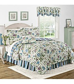 Waverly® Charleston Chirp Larkspur Bedding Collection