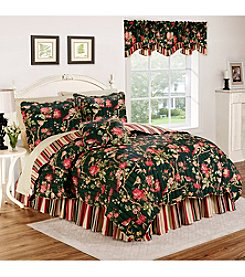 Waverly® Charleston Chirp Noir Bedding Collection