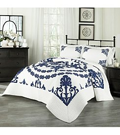 Historic Charleston™ St. James 3-pc. Quilt Set