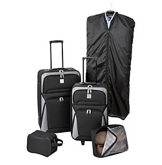 5-Pc. Relativity Expandable Luggage Set