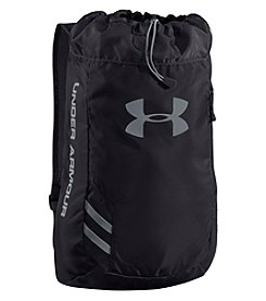 Under Armour® Trance Black Sackpack
