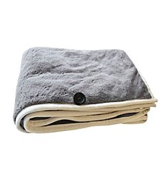 Vue™ Wrap-Around Plush Throw