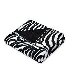 Vue™ Safari Zebra Throw