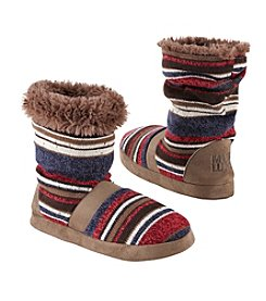 MUK LUKS Jenna Slipper Boots