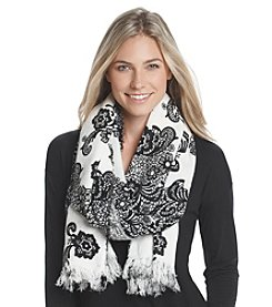 Betsey Johnson® Boho Lace Scarf