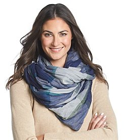Cejon® Boxy Plaid Scarf