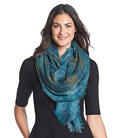 Free Spirit™ Multi Diamond Wrap Scarf