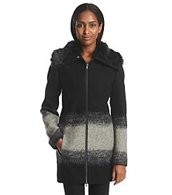 ruff hewn GREY Ombre Wool Jacket