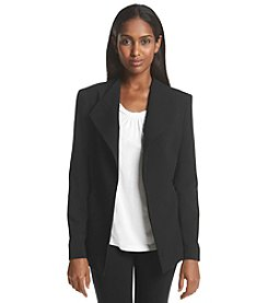 Nine West® Bi-Stretch Kiss Front Jacket
