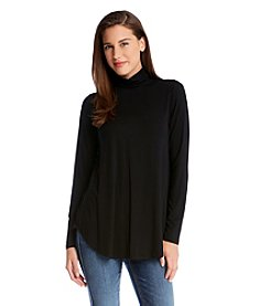 Karen Kane® Turtle Neck Shirt