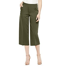 Vince Camuto® Zip Front Culottes