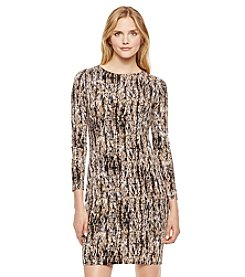 Vince Camuto® Modern Tapestry Dress