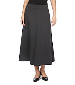 Chaus Heather Ponte Skirt