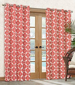 Waverly® Luminary Indoor or Outdoor Window Curtain