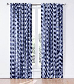 Waverly® Lovely Lattice Window Curtain